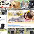 ペットのお墓専門店【石日和:泉石材店】ホームページ制作